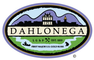 Dahlonega Established 1833, First Major U.S. Gold Rush