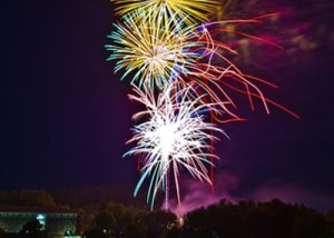 4th of July Fireworks – City of Dahlonega