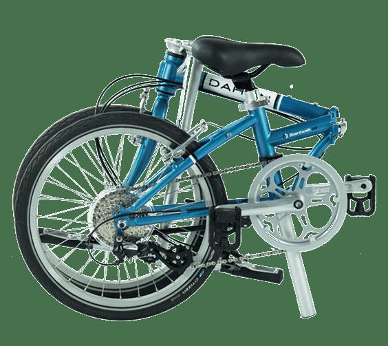 Folding Bikes by DAHON | Boardwalk D8