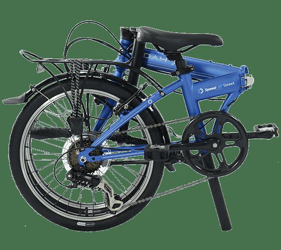 Folding Bikes by DAHON | Speed D7 Street