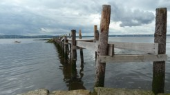Cycle Route 76 - Pier - Culross