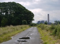 Cycle Route 76 - Longannet Power Station