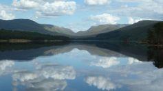 Corrour and Loch Ossian