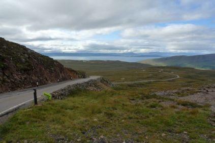 Descent to Applecross