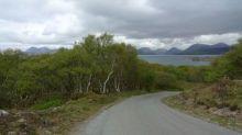 Descent to Ob Gauscavaig Bay