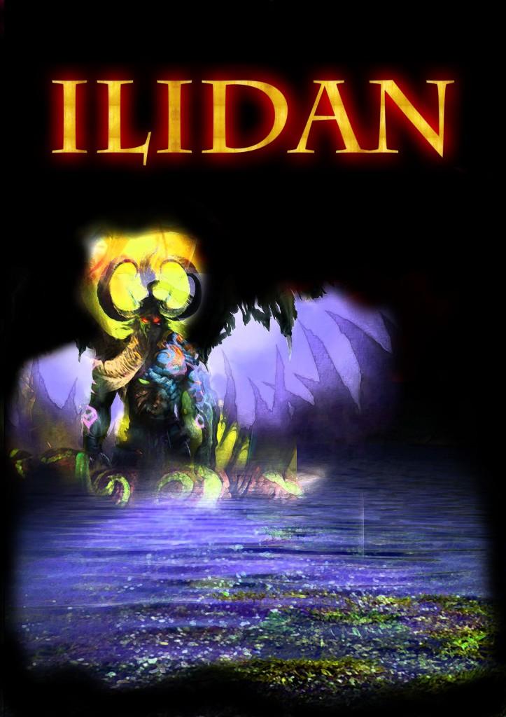 Illidan, personnage mythique de Blizzard