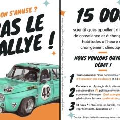 Flyer pour la SAPN 05