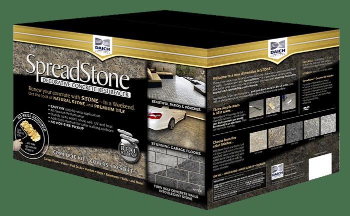 Spreadstone Refinish Kit