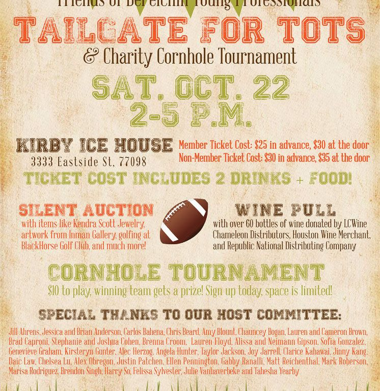 friends-of-depelchin Tailgate for Tots