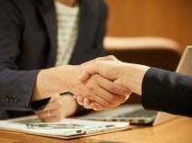 握手-ビジネス