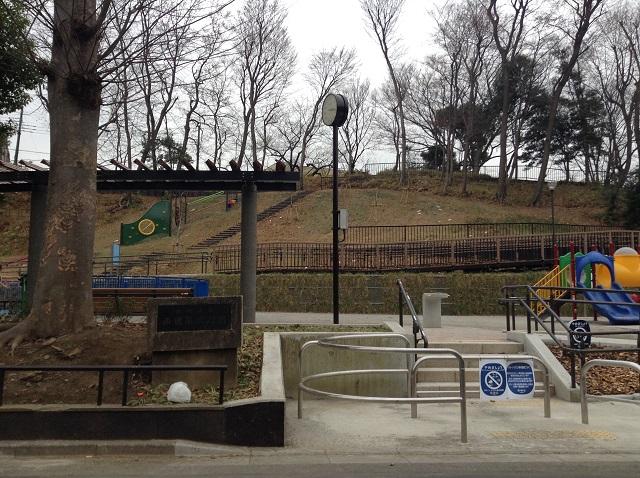 板橋区立 西台福寿第二公園