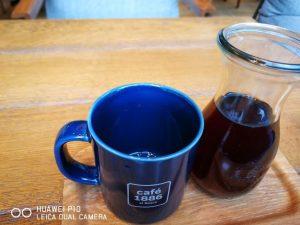 cafe 1886のコーヒー