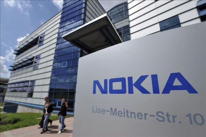 2011年までは世界最大の携帯電話端末メーカーでだったNokiaの本社
