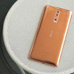 ZEISSカメラ搭載のフラッグシップ端末「Nokia 8」正式発表