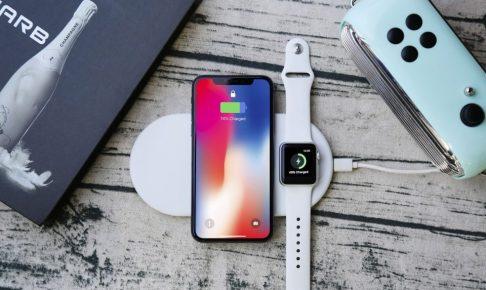 iPhoneとAppleWatchを同時充電可能なAirPower風のQi対応ワイヤレス充電パッドFunxim