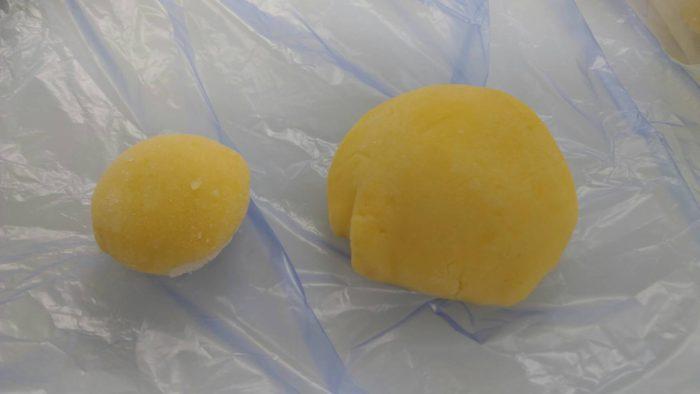 メロンパン2種類
