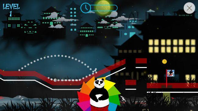 Panda Vs Trump Gameplay