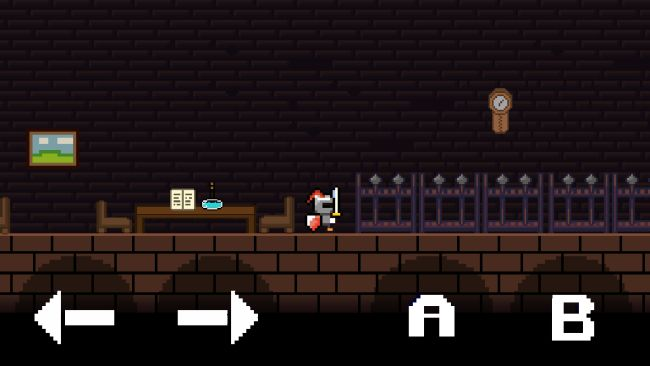 Pixel Shon Adventure Screenshot