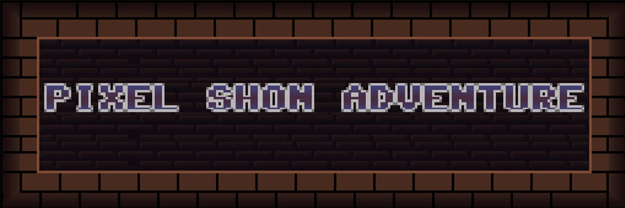 Pixel Shon Adventure