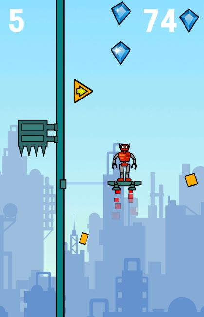 Tower Tap Hero Screenshot