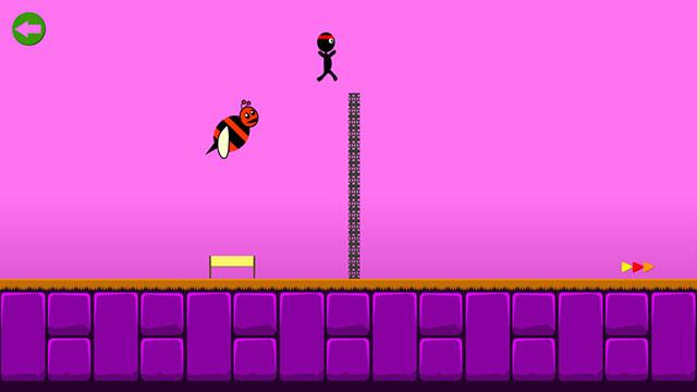 Tomolo Runner Gameplay