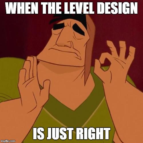 Just Right Meme