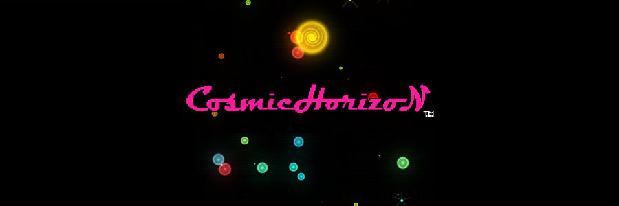 Titelbild Cosmic Horizon