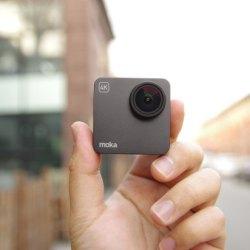 [カメラ] GoProのほぼ半額で性能は上?!クラウドファンディングで話題のカメラ「Mokacam Alpha S」に出資してみた