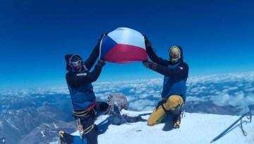 Expedice Kavkaz 2017