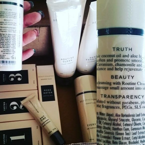 beautycounter shipment