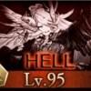 【グラブル】 95HELLエッリル周回 95HELLの時点では優しいエッリルさん
