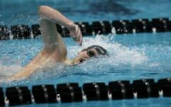 Mixed day in the pool for hopeful Hawkeyes
