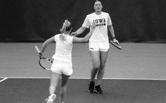 Women's tennis heads to Big Tens