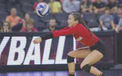 No place like home for transfer volleyball player Ashley Smith