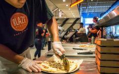 Artisan pizza blazes into Iowa City