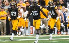 Iowa Notebook: Penn State's many weapons
