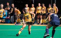 Iowa field hockey needs wins