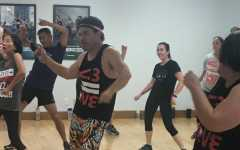 Jazzercise dances into charity