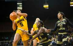 Photos: Iowa women's basketball vs. Western Michigan (11/19/17)