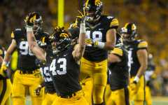 One last go-around in Kinnick for Iowa seniors