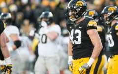 Senior Day loss leaves sour taste in Iowa's mouth