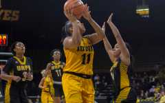 Iowa routs short-handed Arkansas-Pine Bluff