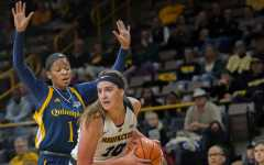 Gustafson and Hawkeyes fight through Illini