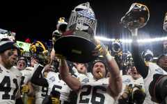 Iowa football ends season on high note, a game that reflected the season as a whole