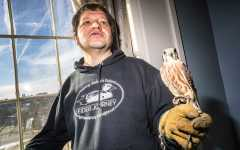 Iowa Raptor Project coordinator talks preservation, education and creating a climate for change
