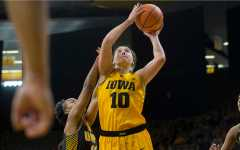 In the numbers, Iowa women's hoops among Big Ten best