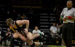 In-state wrestling rivals clash in Ames