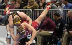 Iowa wrestling aims toward the top