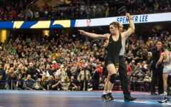 Iowa's Spencer Lee earned national champion wrestling title