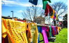Clothesline Project creates a visual reminder of violence statistics